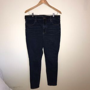 American Eagle Super Hi-Rise Jegging